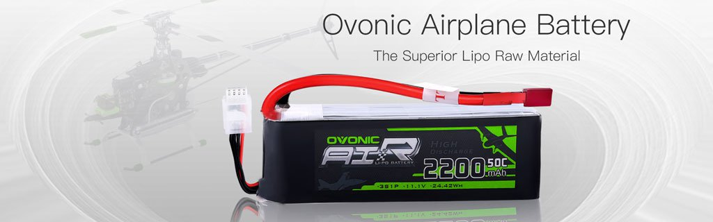RC Helicopter Battery 11.1V 2200mAh
