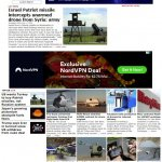 Spacewar UAV News Website
