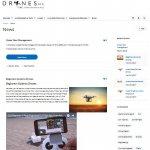 Dronesetc website