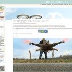 Drone Girl Blog