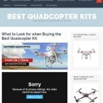 Best Quadcopter Kits