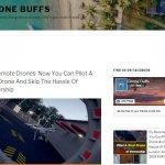 Dronebuffs Blog