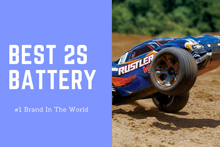 Best 2S Lipo Battery: #1 Brand In The World [Recommend]
