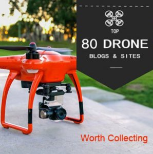 Top 80 Drone Websites