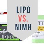 LiPo vs NiMH