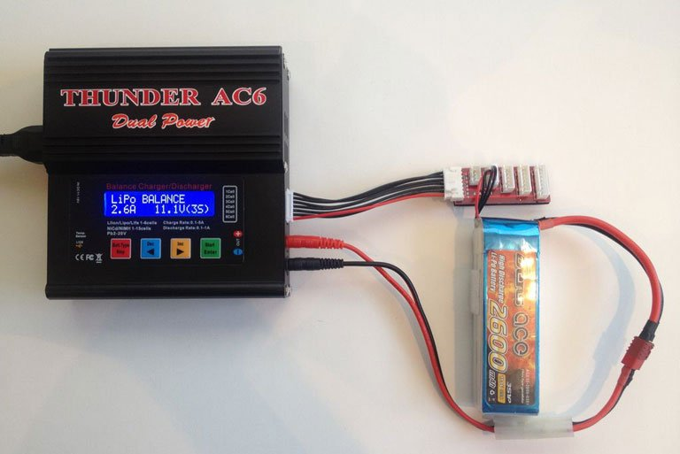 How to Discharge a Lipo Battery for Storage