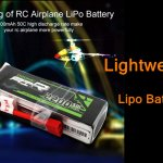 Lightweight Lipo Batteries