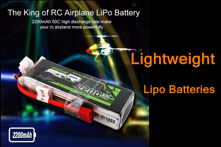 A Guide To Lightweight Lipo Batteries: Get Longer Flight Times