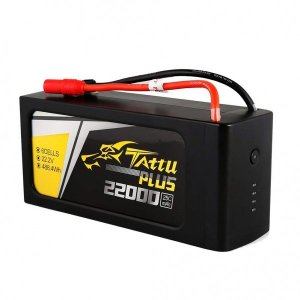 Tattu Plus 22.2V 25C 6S 22000mAh