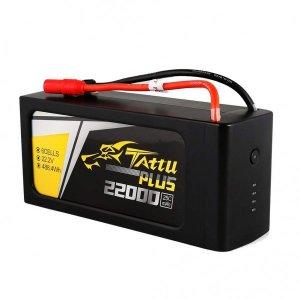 Tattu Plus 22.2V 25C 6S 22000mAh