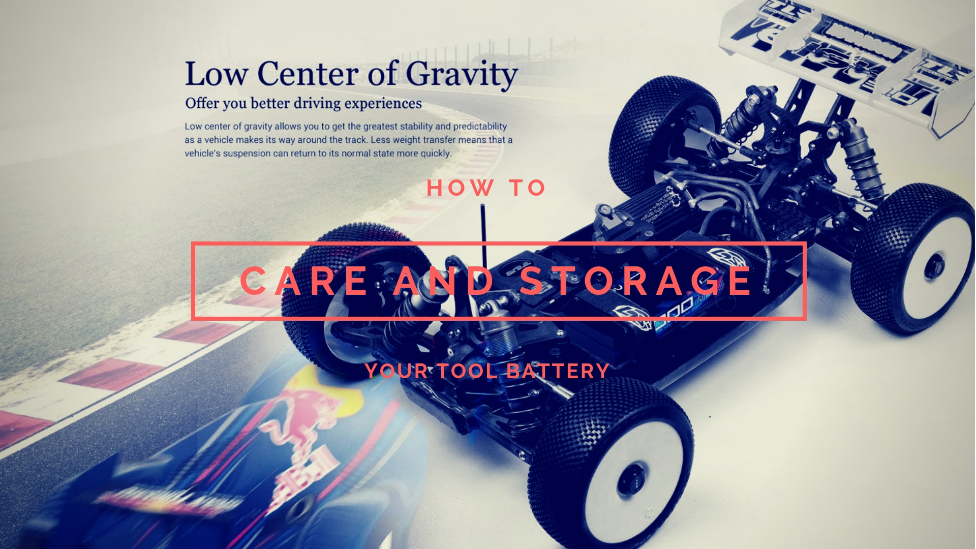 How to Care and Storage Your Tool Battery?