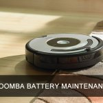 Roomba Battery Maintenance