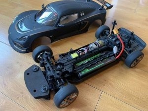 Ovonic lipo batteries in rc car