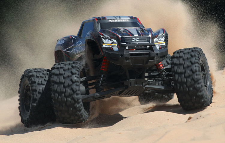 The Traxxas 8S X-Maxx Monster Truck Review