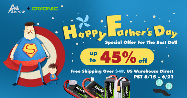 Ovonic Father's Day Deals in 2019