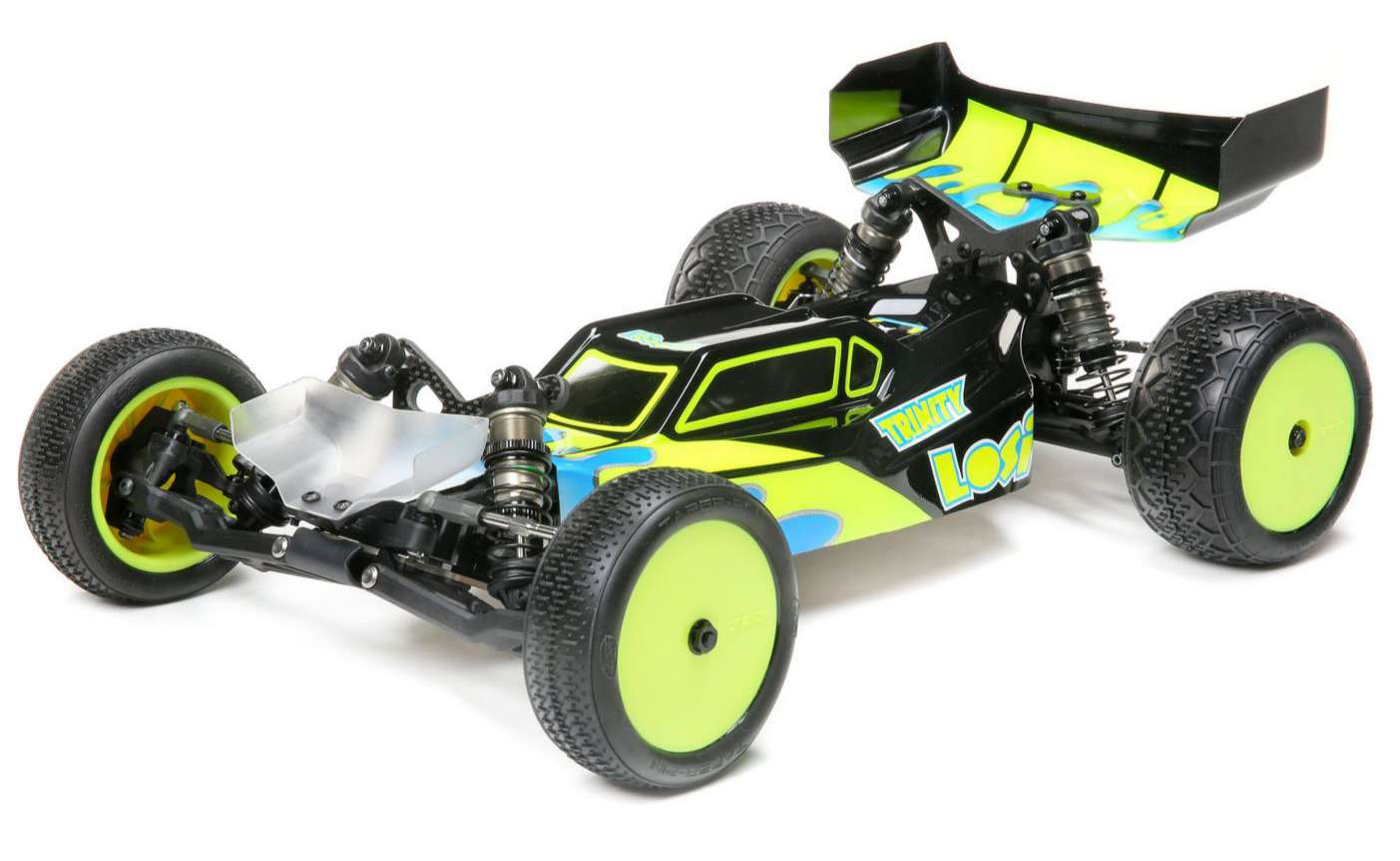TLR 1/10 22 5.0 2WD DC ELITE Race Kit, Dirt/Clay REVIEW
