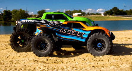 1/10 Scale Traxxas Maxx REVIEW