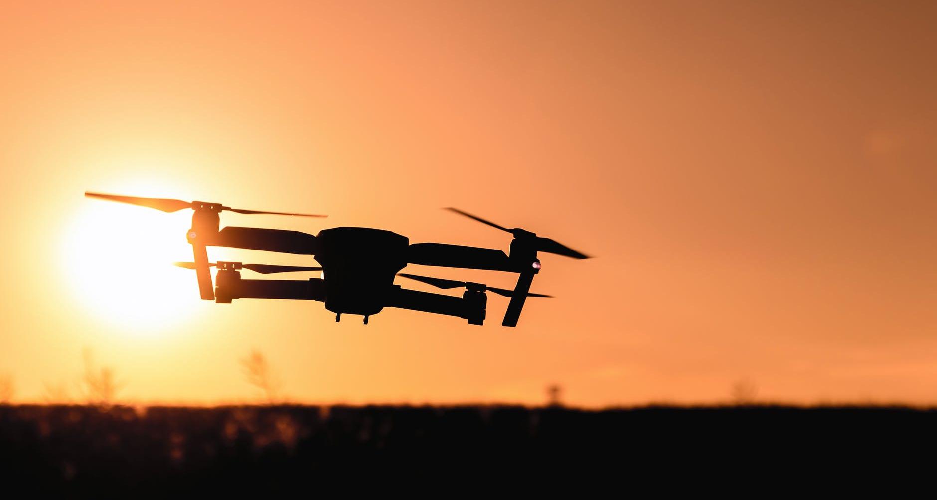 Large quadcopter VS small quadcopter