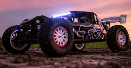 Losi 1/10 Tenacity DB Pro 4WD Buggy Brushless RTR REVIEW