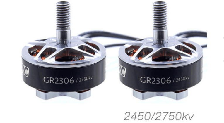 How to choose motor for FPV
