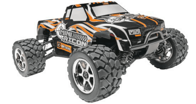 The advantages of monster trucks on RC off-road vehicles