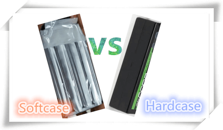 Hardcase vs Softcase lipo battery, which one is more suitable for your RC model