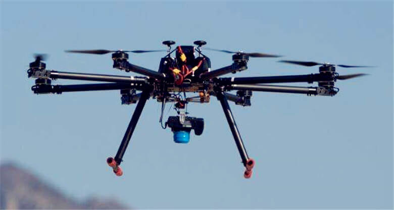 Some rules for multicopter flying