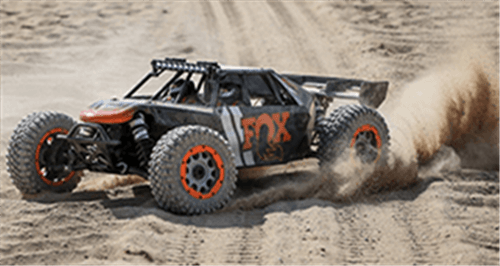 LOSI®DBXL-E 2.0: 1/5TH 4WD SMART RTR – FOX SHOX RACINGREVIEW