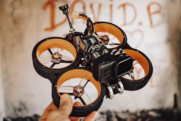 What are Cinewhoop drone and Tiny whoop drone?